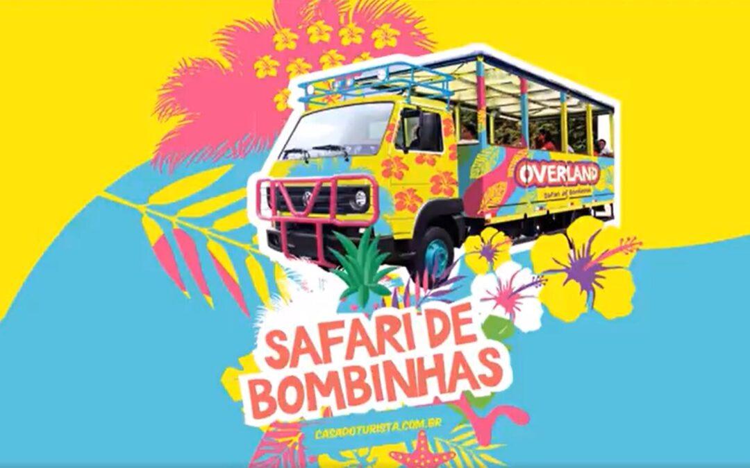 Safari de Praias – Tour Paranorâmico   Passeio para conhecer Bombinhas, SC
